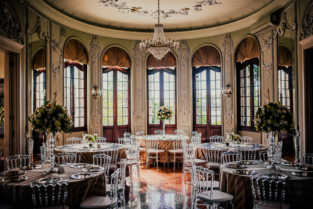 Casamento no Palácio dos Cedros - São Paulo - Nina e Beto